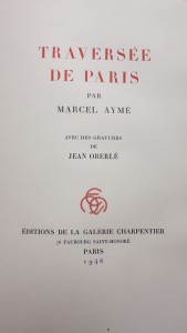 Ayme traversée de paris II