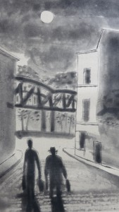 Ayme traversée de paris III