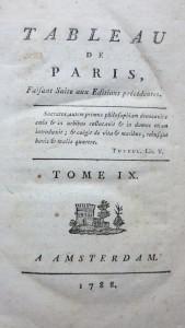 mercier 1788 II