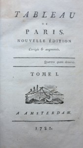 mercier 1788 V