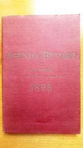 agenda buvard 1895 1
