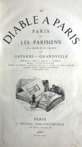 le diable à paris I