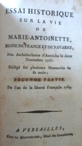 MARIE ANTOINETTE 3