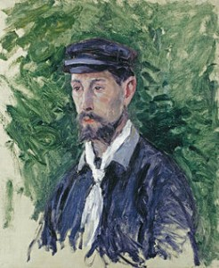 Eugène_Lamy,_by_Gustave_Caillebotte