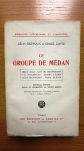 deffoux zavie le groupe de médan 1