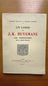 grolleau garnier un logis de J.-K Huysmans 1