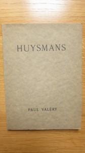 valery Huysmans 1